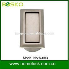 Hot sale stainless steel flush pull flush furniture pull factory