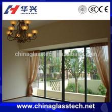 CE certificate uv resistent pvc sliding windows for balcony