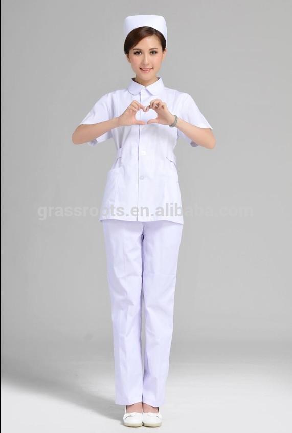 Uniforms White White Nursing Uniform