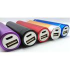promotional gift power bank 2800mah, portable power bank charger, lipstick design 2600mah power bank