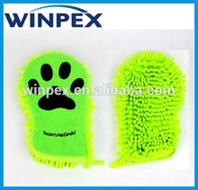Pet glove, Pet bathing glove, Pet washing glove