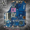 Venta caliente de la placa base del ordenador portátil para toshiba l450 l450d gm45 la-5821p k000085440 placa base del ordenador portátil