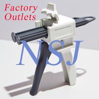 Best 3M supplier 50ml dental dispensing gun for AB adhesive/polyurethane/silicon/resin