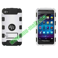 Silicone Material Back Case Cover for Blackberry Z10