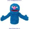 Sesame Street Hand puppet Soft OSCAR Toy For Kids