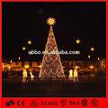 Artificial de árboles artificiales hojas grandes de árbol/grande del árbol de navidad/gran árbol decorativo