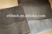 6um fiberglass fabric coated with ptfe waste incineration bag house Manufacturer