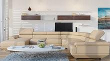 Bennz extra large sofa,heavy people luxury couches,big sofa leather genuine C1128