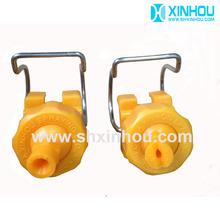 Plastic spray nozzle hydrographic rinse machine parts