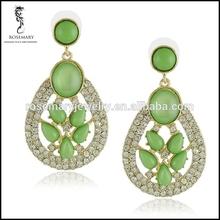 gold earrings new model 2012,bubble stud earrings,alloy charm earrings