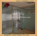 3 mm - 19 mm vidro fosco portas de correr do armário com CE ISO ccc, Bonito projeto vidro porta portas de correr do armário
