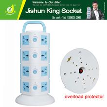 230V electric multi plug socket,electric gift,electric outlet