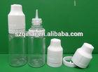E Liquid Vaporizer E Juice Bottle 15ml,PET E Liquid Bottle/E Juice Bottle with Childproof/needle cap