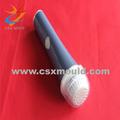 Productos de plástico para manejar masajeador( la producción