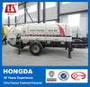 China New Trailer Mounted Concrete Pump Equipments for Sale ISO9001&CCC Approved