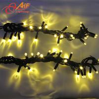 Halloween decoration hanging kitty cat string lights