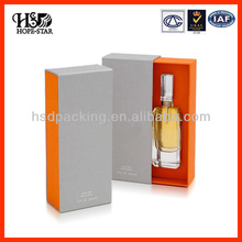 high end cardboard perfume box carrier manufacturer