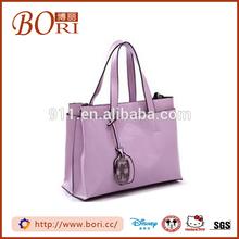 2014 korean hobo pu leather handbag