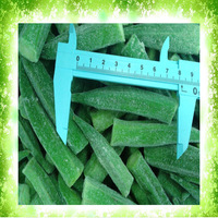 frozen cut okra buyers
