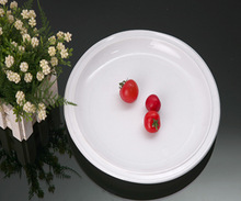 11inch eco friendly disposable dinner plates