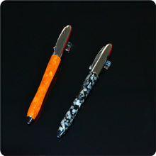 2014 in guangzhou factory hot selling good quality pendant ball pen for promotion sample is free