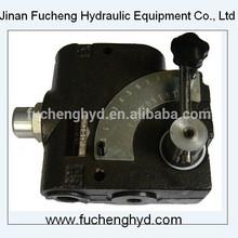 valve flow control