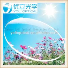 hi-index ophthalmic manufacturer 1.67 lens