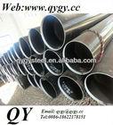 LSAW Pipe & API5L GR.B oil pipeline & 3PE coating