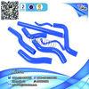 2014 Hot selling cars silicone radiator hose kits silicone hose