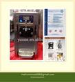 el fabricante de la tabla de tipo suave crema de hielo de la máquina de comida para camiones rb1116a
