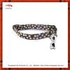 Pretty glass pendant dog collar