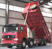 multistage hydraulic cylinder/ lifting tipper for special trucks/used trucks/modified vehicle trucks