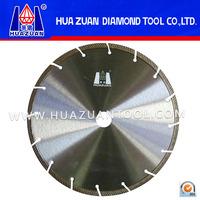 "HUAZUAN High Speed 14"" Concrete Cutting Blade for Multi Purpose (free sample avaliable)"