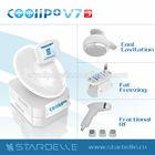 cryolipolysis lipo ultrasonic / vacuum/ RF/Multipolar Radiofrecuencia Equipment for Slimming -Coolipo V7 III