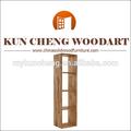 современный книжный шкаф/твердый шкаф древесины/гостиная витрина дизайн