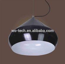 aluminum spun lamp