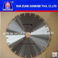 "HUAZUAN High Speed 14"" Double Blade Concrete Saw (free sample avaliable)"