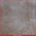 estopa colores de la pintura de grano de cuero del pvc para el sofá y textiles para el hogar