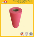 2014 papel filtro/airfilter papel/airfilter material para filtros automotivos