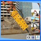 hydraulic jack hammer/Top type Hydraulic breaker/top bracket hydraulic breaker