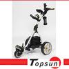 2014 wholesale aluminum remote golf caddy