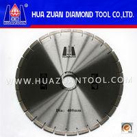 "HUAZUAN High Speed 14"" Diamond Saw blade for Concrete (free sample avaliable)"