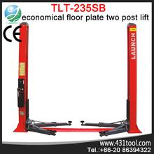 TLT235 SB Economical clear Floor 2 Post Lift 2014 hydraulic lift for car wash