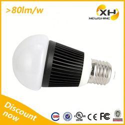 Retrofit 2013 Newest Led Bulb Led Driver / Smd 5W Led Lighting Bulbs Ul