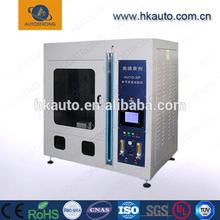 UL94 IEC60695 flammability testing machine horizontal