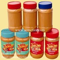 Creamy/Smooth/crunchy good taste natural peanut butter bottle