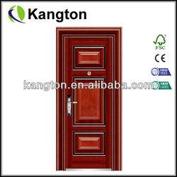 American stainless security steel door
