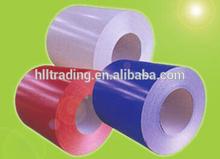 ppgi corrugated roof steel sheet/prepainted ppgi steel coil/colored ppgi steel coil with low price