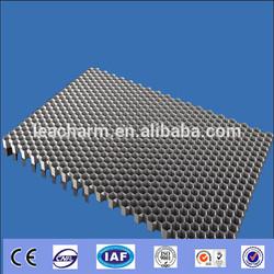 10mm PVDF coated aluminum honeycomb core price/building construction material