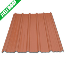 Best selling anti corrosion UPVC roofing sheet material